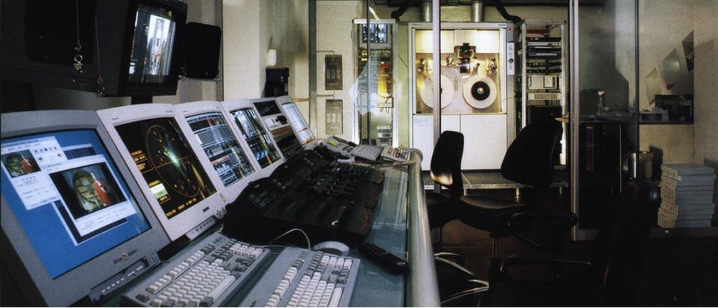 DFL Warehouse, where Kris Kolodziejski and I worked